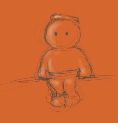 Dewy sketch