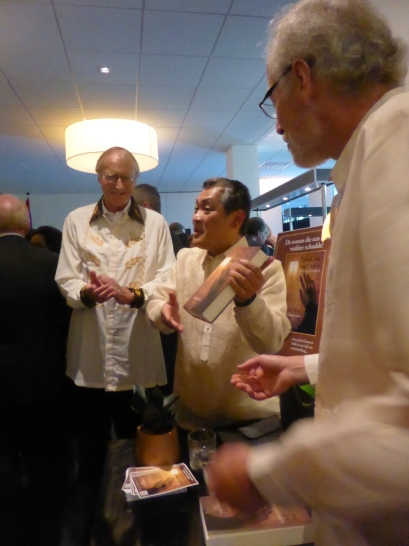 Presentation of the Dutch translation of Jose Rizal's 'Noli me tangere'